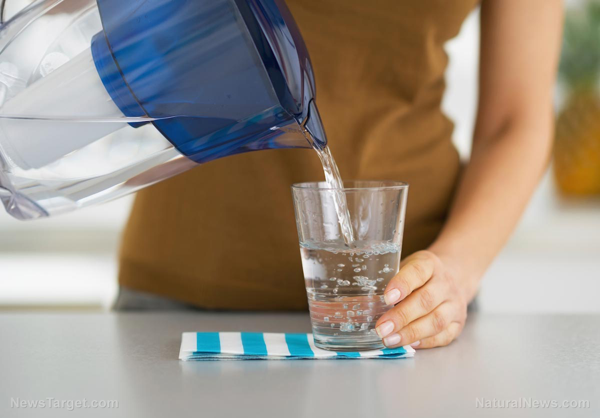 63% of Americans are FINALLY concerned with the quality of their drinking water